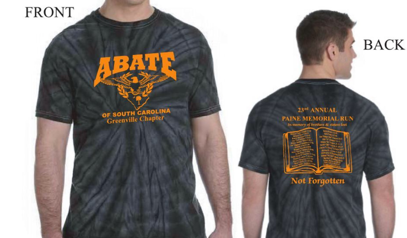 2017 Paine Run Shirt